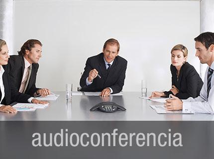 """AUDIOCONFERENCIA - Teléfono para Audioconferencia de Sala: """"una charla telefónica es más efectiva""""."""