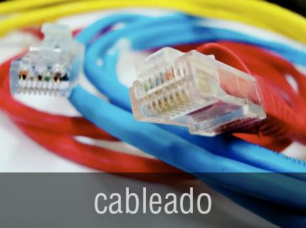 CABLEADO - Instalación y asesoramiento de Redes Locales. Instalación de Armarios Rack Cableado estructurado. Cableado de Fibra Óptica. Contrato llave en mano. Certificación e implantación de Redes. Instalación de Redes Wifi.